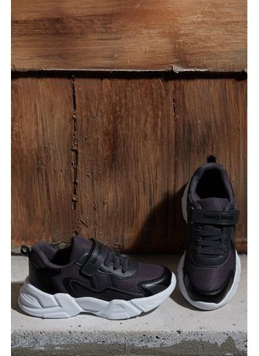 Tonny Black Füme Çocuk Spor Ayakkabı Tb0098 Füme